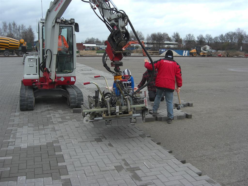 NTP container terminal Hengelo
